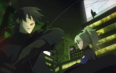 DARKER THAN BLACK26