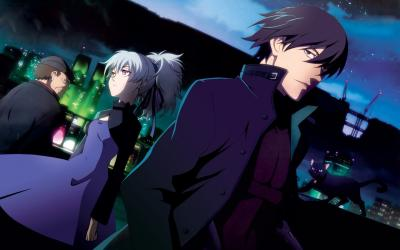 DARKER THAN BLACK27