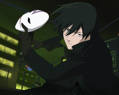 DARKER THAN BLACK29