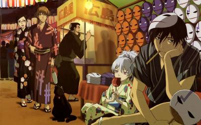 DARKER THAN BLACK30