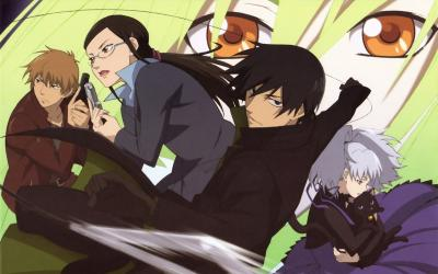 DARKER THAN BLACK33